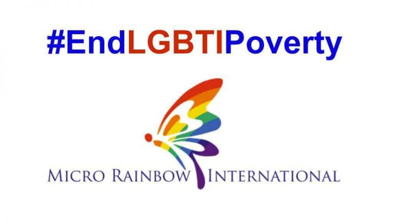 #EndLGBTIPoverty