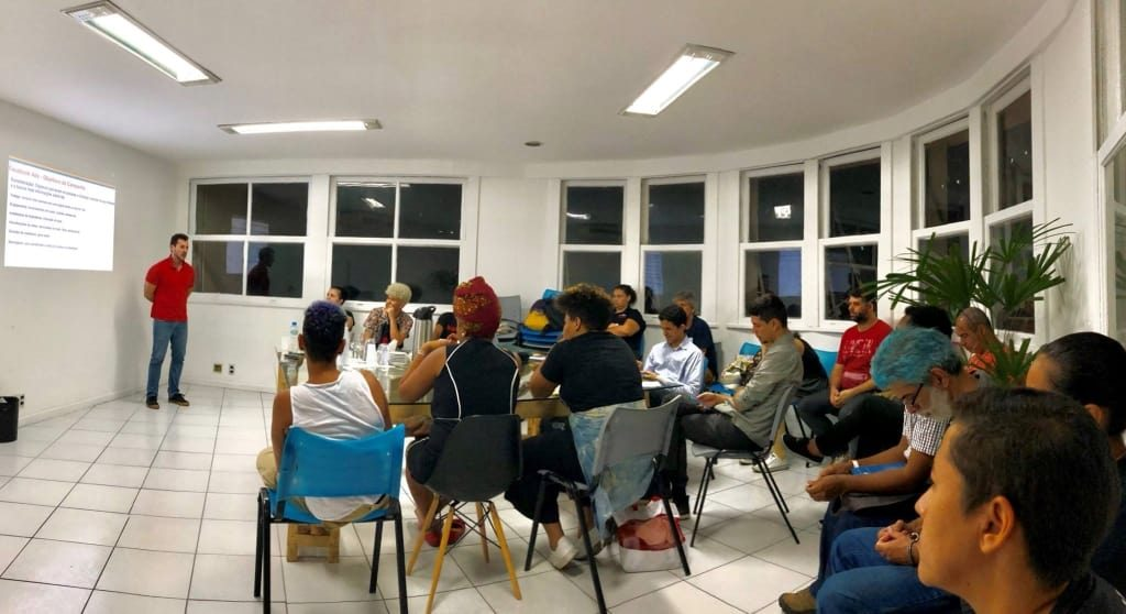 First digital marketing course for LGBT entrepreneurs in Rio de Janeiro