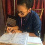 Kuy Thida, developing a business plan
