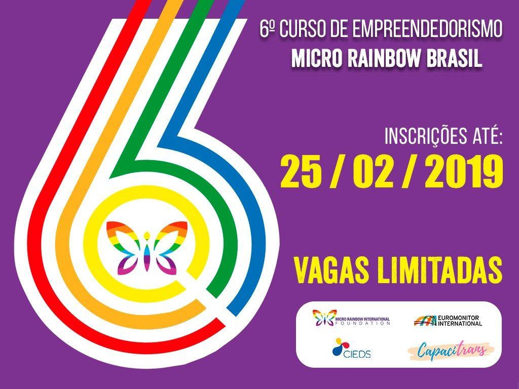 6º curso de empreendedorismo Brasil