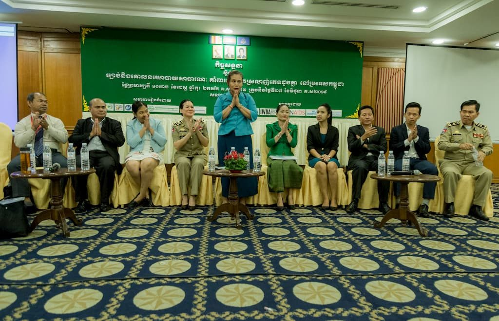 Representative of ministries in Cambodia