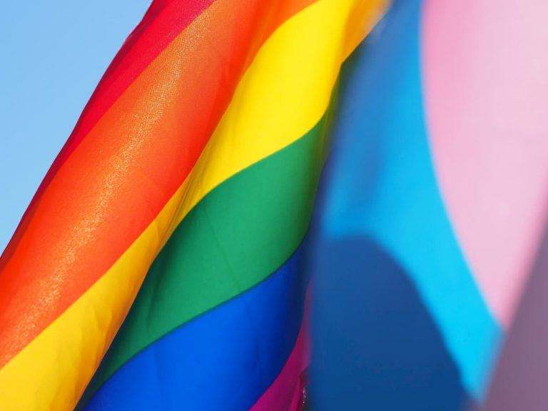 LGBTI and Trangender Flags